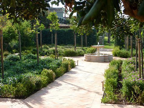 Jardín autóctono en Jesús Pobre  (Dénia, Alicante)