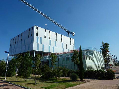 Project Espaitec Universiteit Jaume I in Castellón